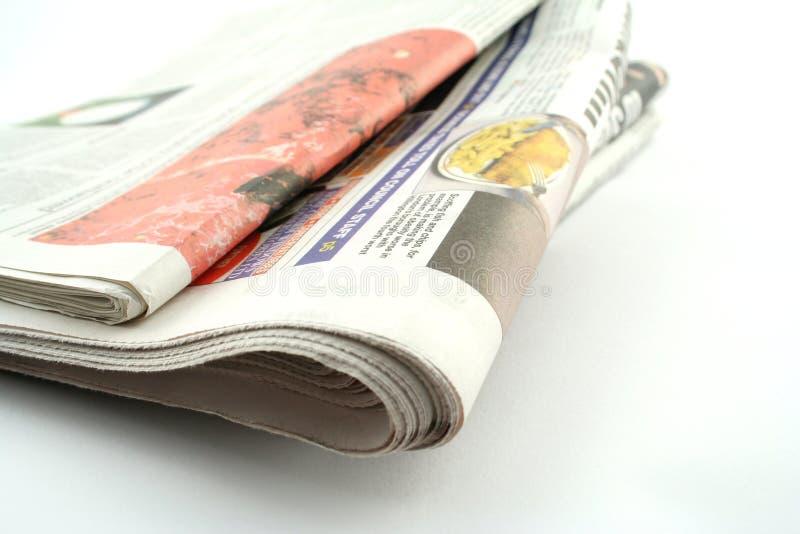 gazety fotografia royalty free