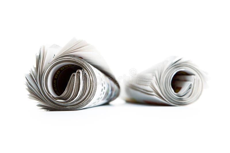 gazety obrazy stock