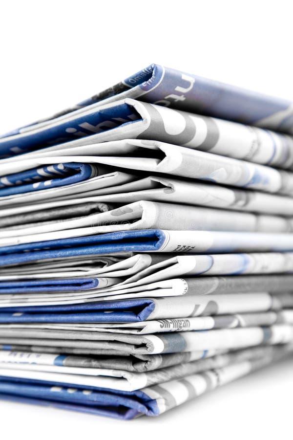 gazety obrazy royalty free