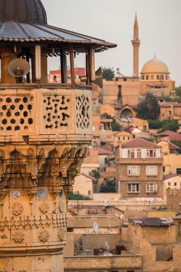 Gaziantep, die Türkei lizenzfreies stockbild