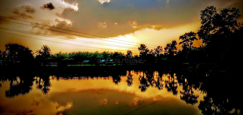 Gazipur, Μπανγκλαντές στοκ εικόνα