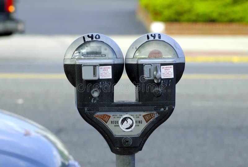 Download Gazomierze parkować obraz stock. Obraz złożonej z bilet - 144189
