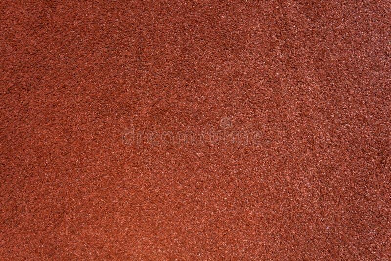 Gazon rouge d'Astro photographie stock libre de droits