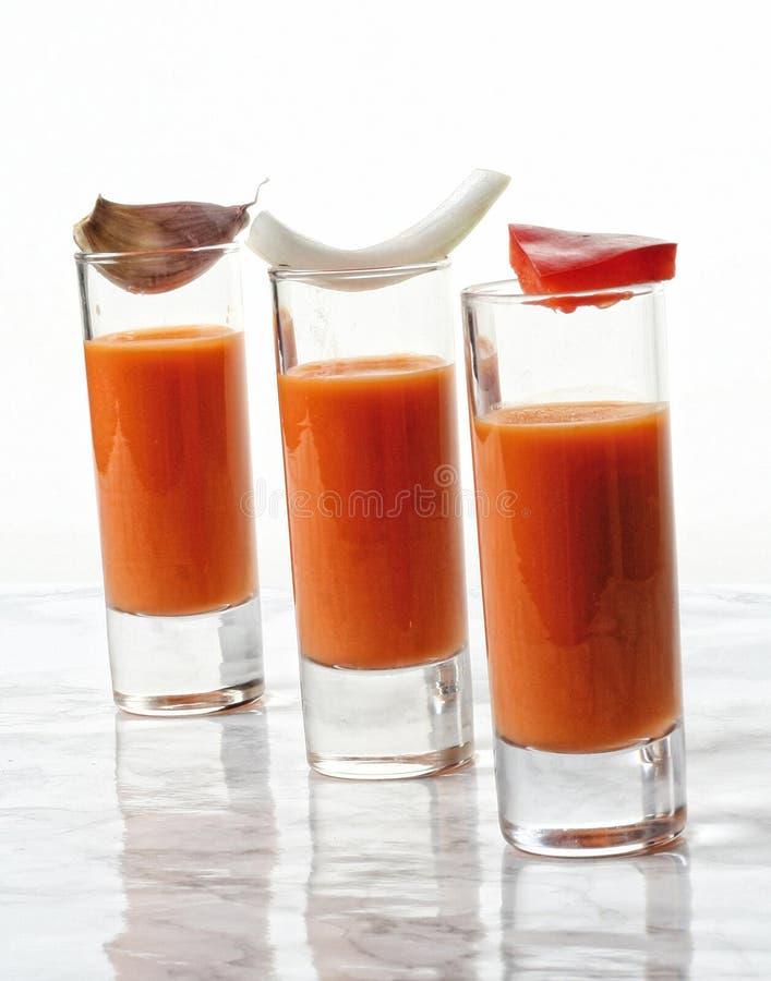 gazpacho immagine stock