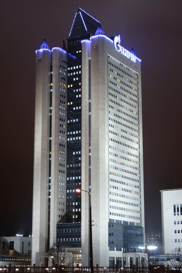 gazprom塔