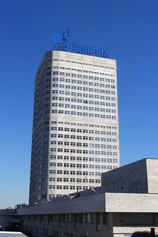Gazprom 2 lizenzfreies stockfoto