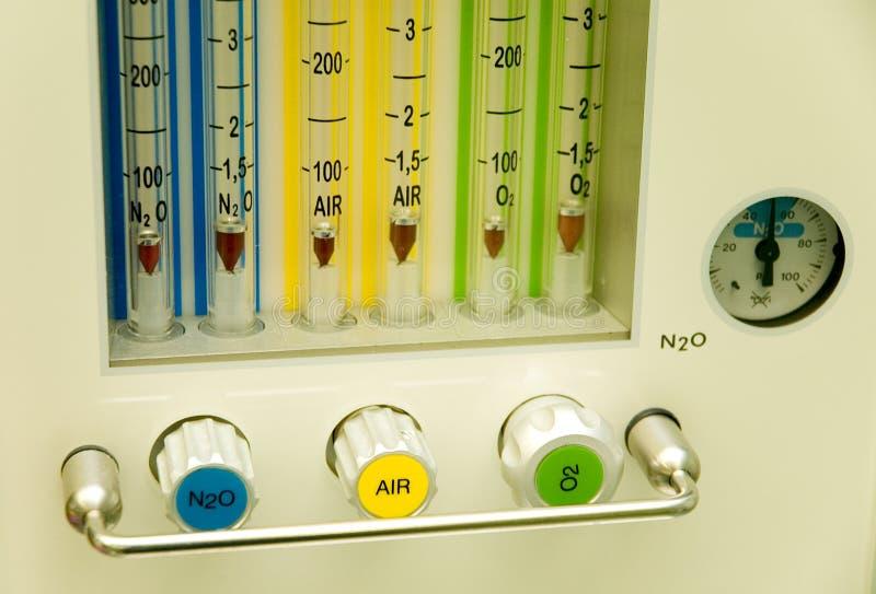 gazy medyczne obraz stock