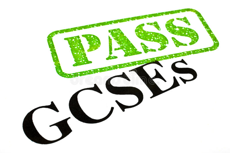 Download GCSEs PASSED stock image. Image of congratulations, documentation - 29309115
