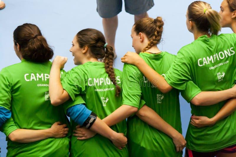 GCUP 2013 Handball. Granollers.