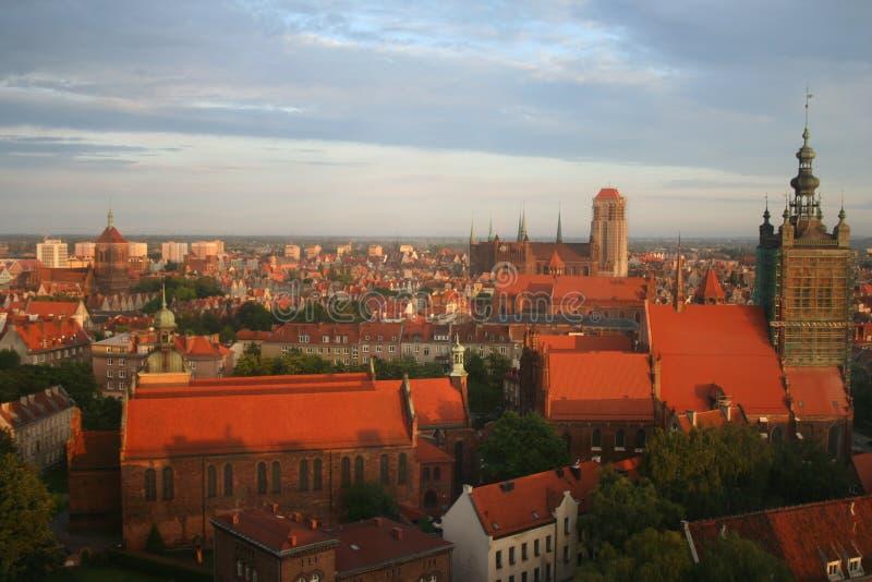 Gdansk fotografia de stock