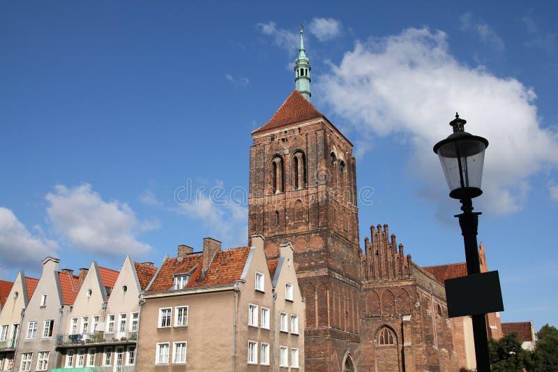 Gdansk imagens de stock royalty free