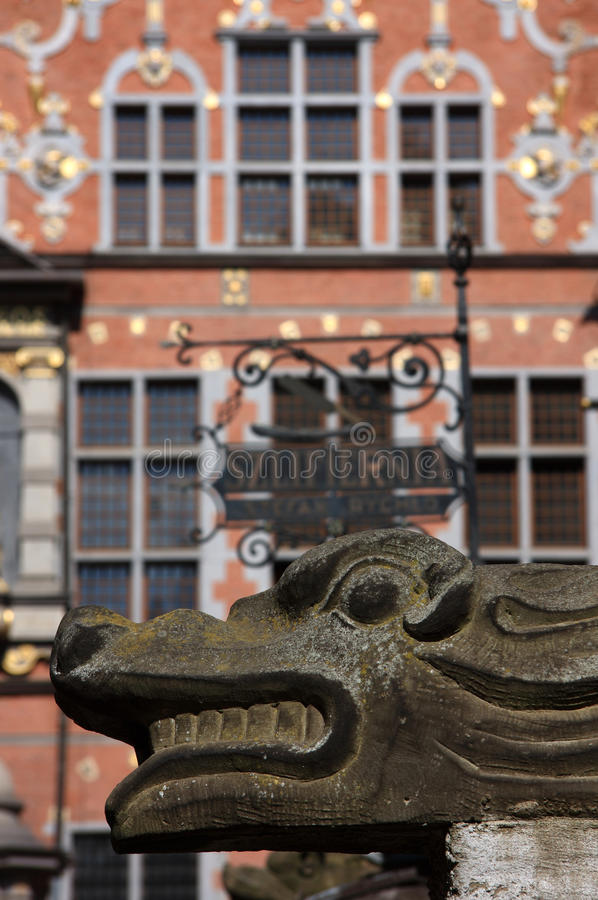 Download Gdansk stock image. Image of facade, brick, poland, gdansk - 20796071