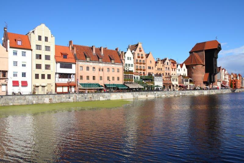 Gdansk foto de stock royalty free