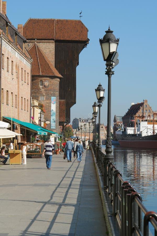 Gdansk-31 fotografia de stock royalty free