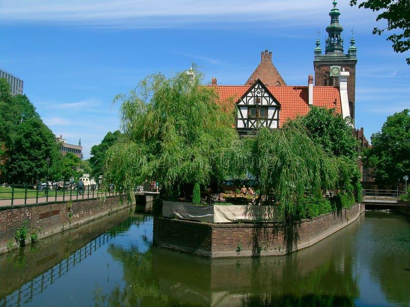 Gdansk-44 fotografía de archivo