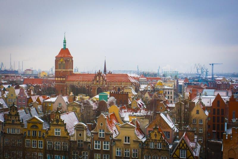 gdansk stockfotografie