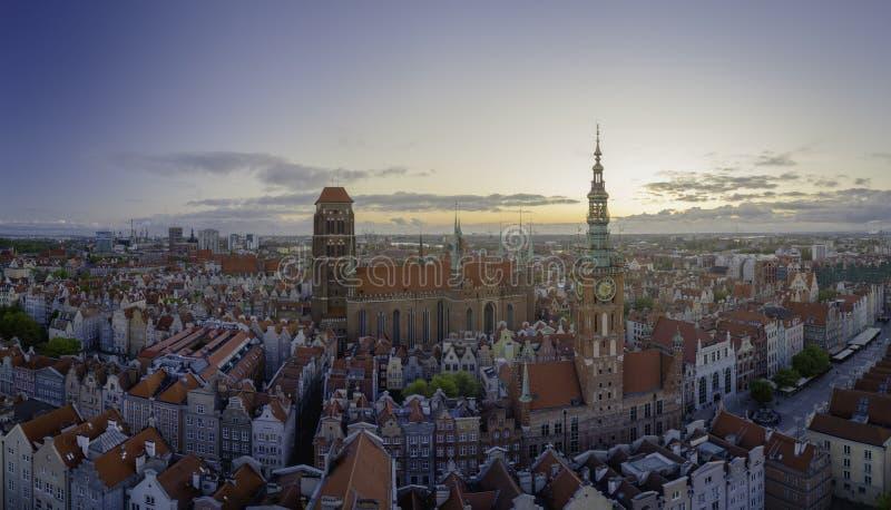 Gdansk royalty-vrije stock fotografie