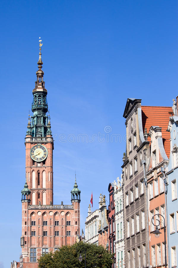 Download Gdansk Old Town Royalty Free Stock Images - Image: 22098509