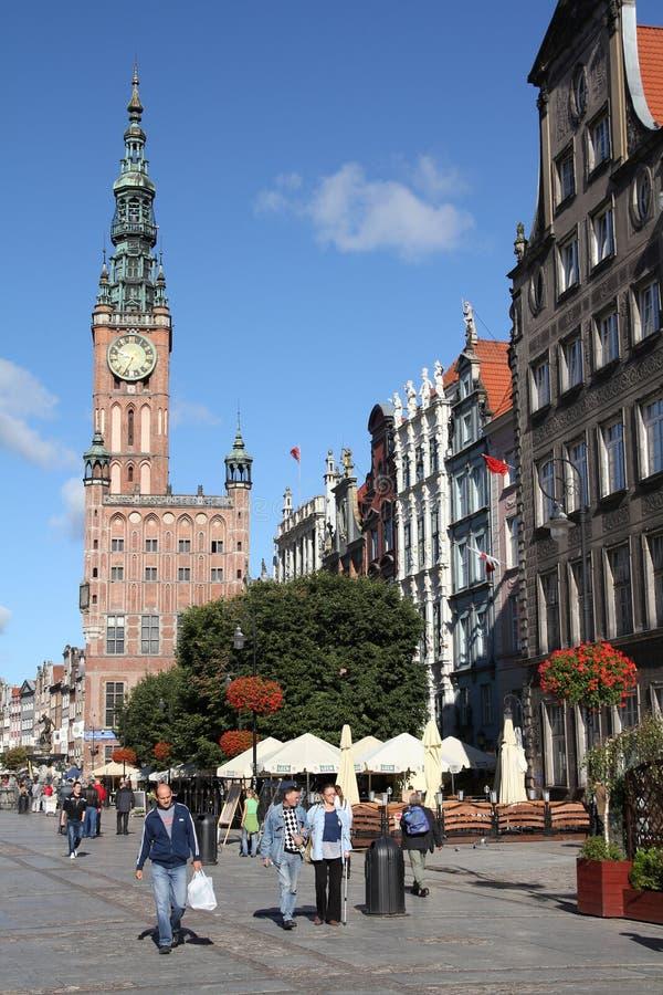Gdansk, Poland royalty free stock photography