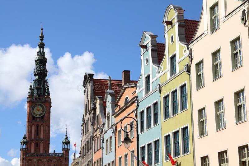 Download Gdansk, Poland stock image. Image of town, ornate, polish - 19348241