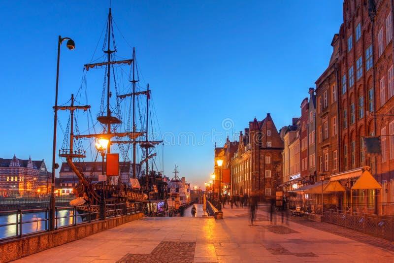 Gdansk, Poland royalty free stock photo