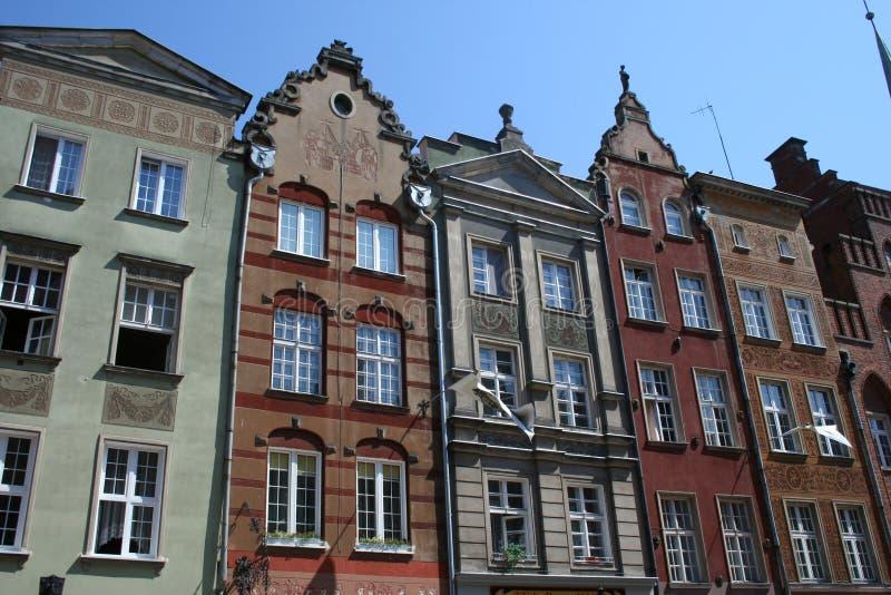 Gdansk Polen lizenzfreie stockfotografie