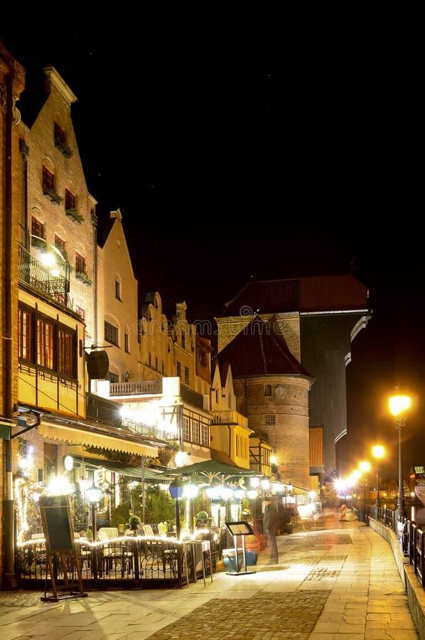 Gdansk, Polen lizenzfreie stockbilder