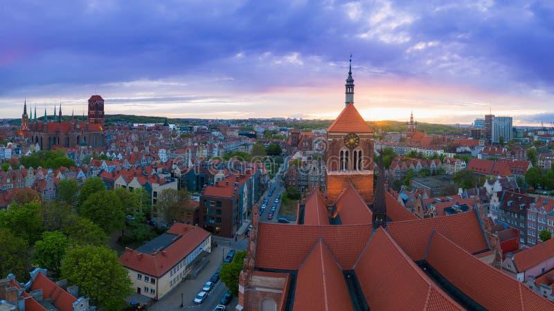 Gdansk fotografie stock