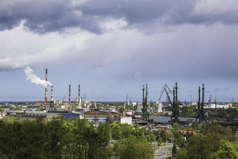 Gdansk fotografia de stock royalty free