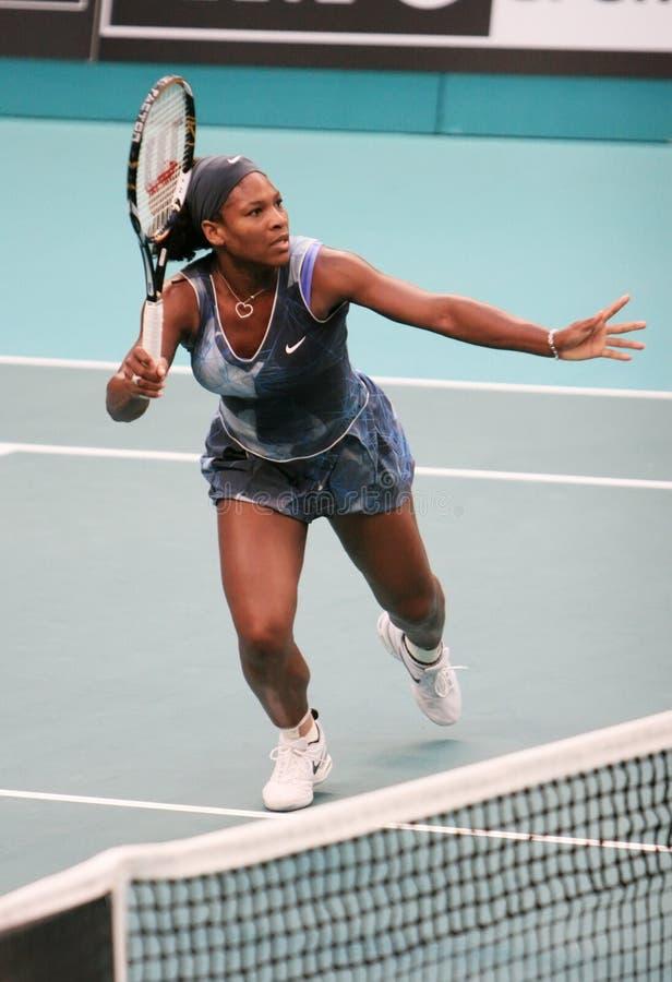GDF s ouvert Serena suez Etats-Unis Williams photographie stock