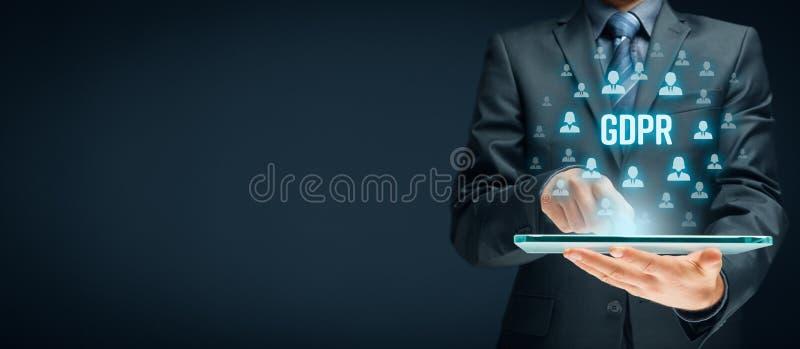 GDPR-concept stock foto