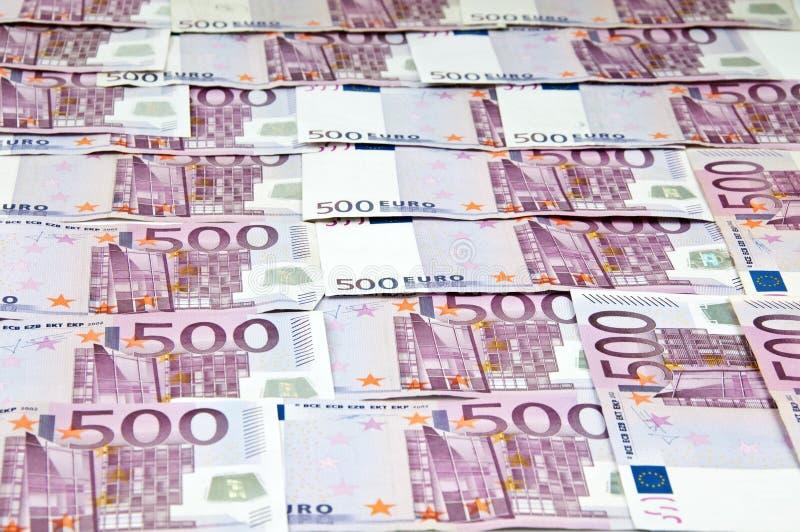 gdy tło rachunki spieniężają curreny euro pieniądze fotografia royalty free