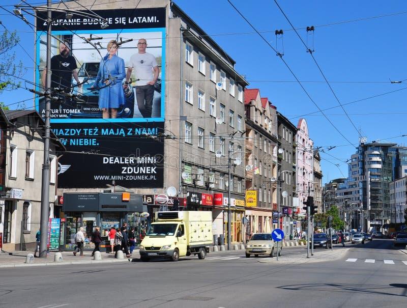 Gdynia, Poland fotos de stock royalty free