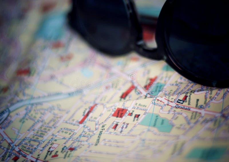 Gdzie? fotografia stock