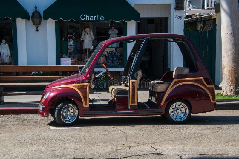Geändertes Pint-Kreuzerauto ohne Türen lizenzfreie stockfotografie