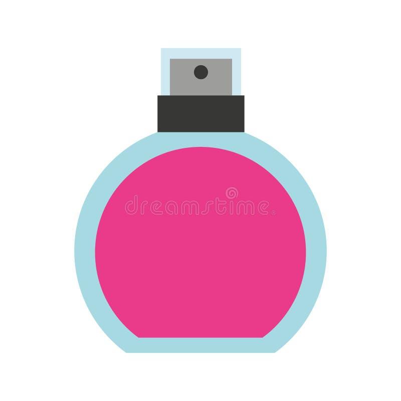 geïsoleerd het pictogramontwerp van de lotionmake-up product vector illustratie