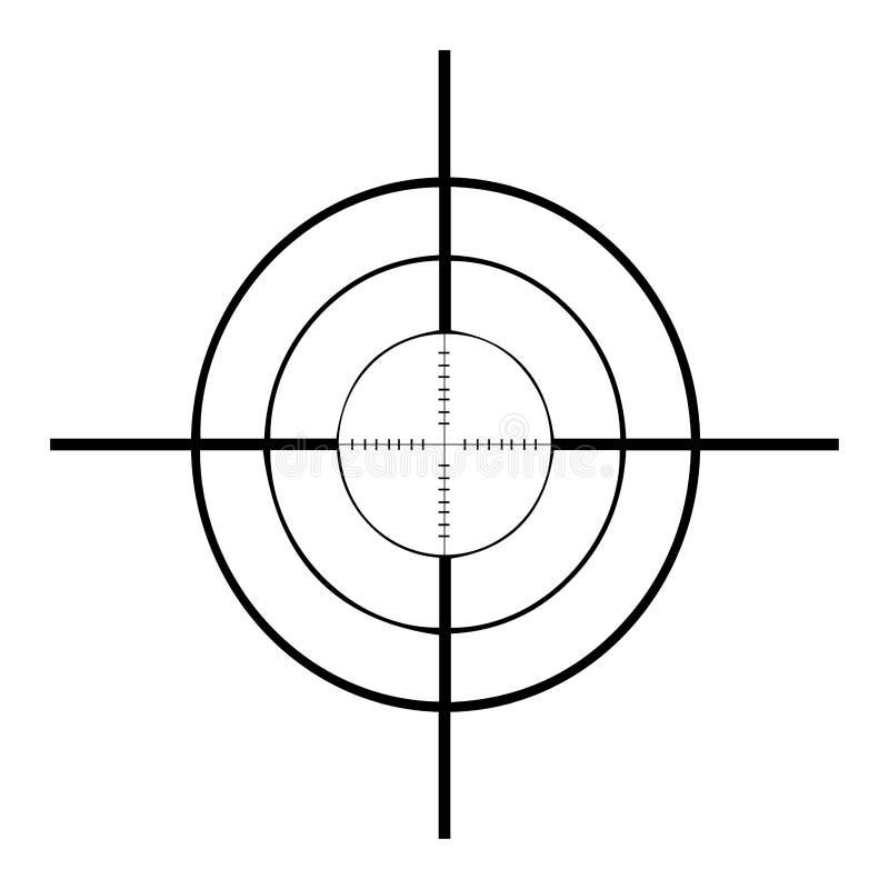 Geïsoleerd nadrukpictogram vector illustratie