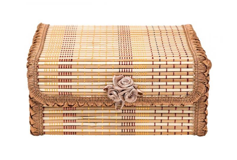 Geïsoleerd op witte strokist voor opslag van wijfje accessorie royalty-vrije stock afbeelding