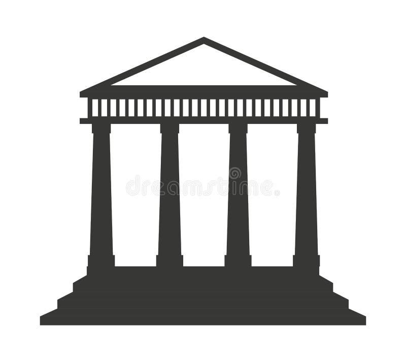 geïsoleerd pictogramontwerp royalty-vrije illustratie