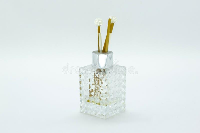 Geïsoleerde aromaverspreider royalty-vrije stock foto