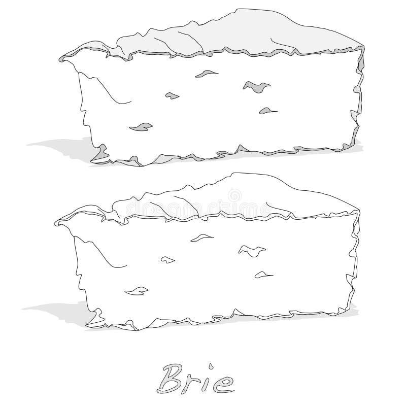 Geïsoleerde brievector vector illustratie