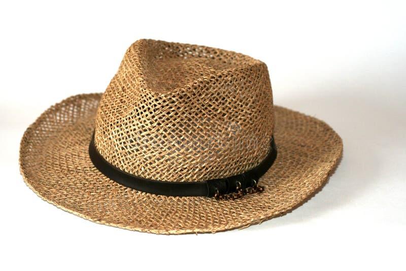 Geïsoleerde hoed royalty-vrije stock foto