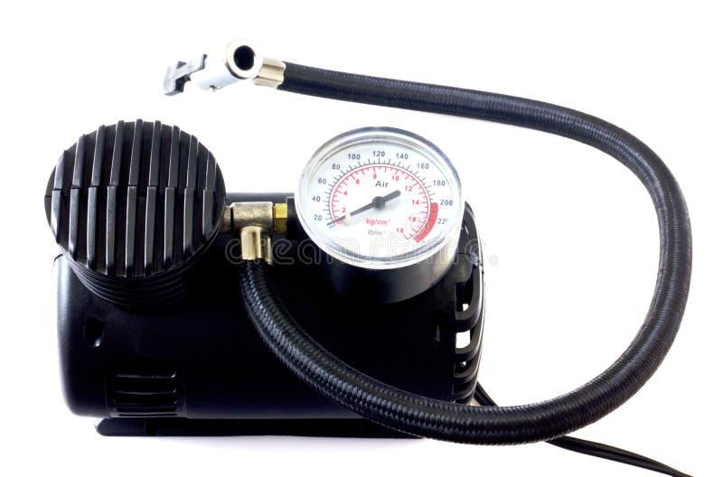 Download Geïsoleerde Luchtcompressor Stock Afbeelding - Afbeelding bestaande uit industrieel, compressor: 39102529