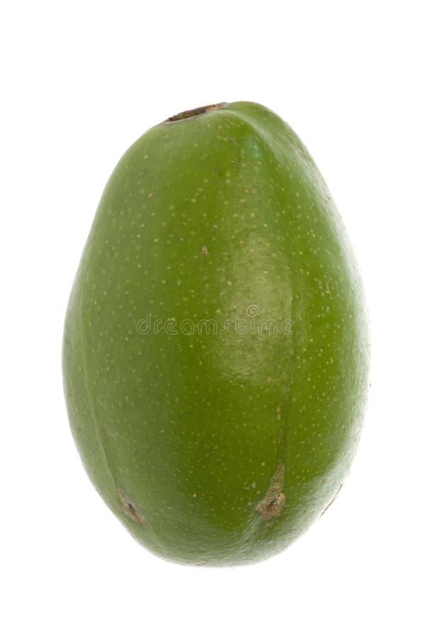 Geïsoleerdel de Appel van Tahitian stock foto