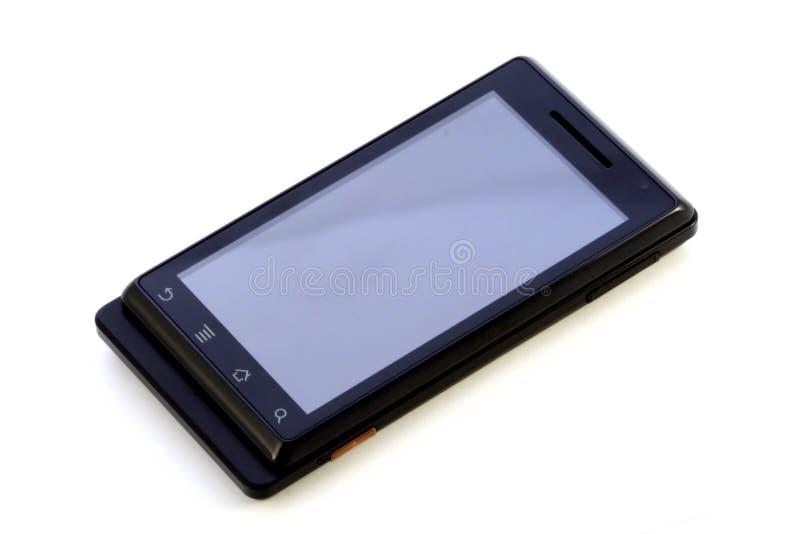 Geïsoleerdel Smartphone royalty-vrije stock foto's