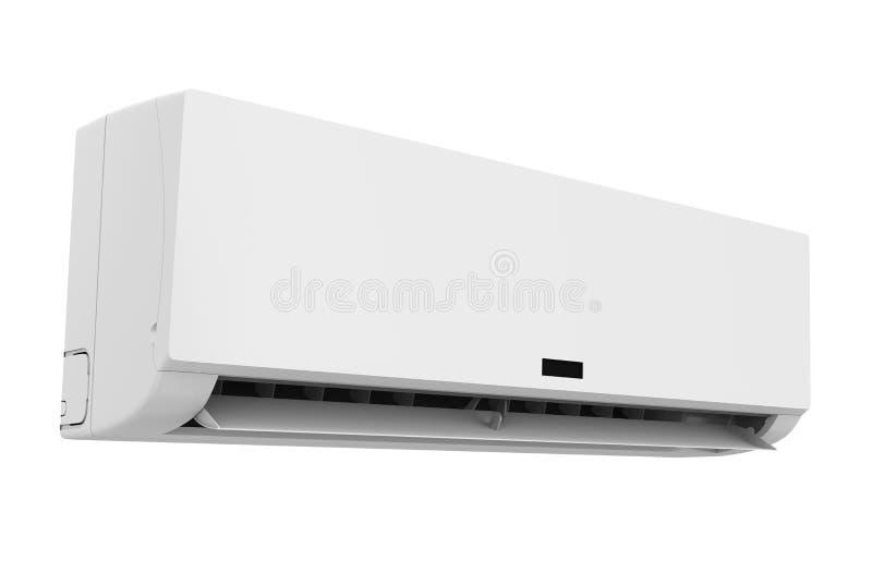 Geïsoleerder airconditioner stock illustratie