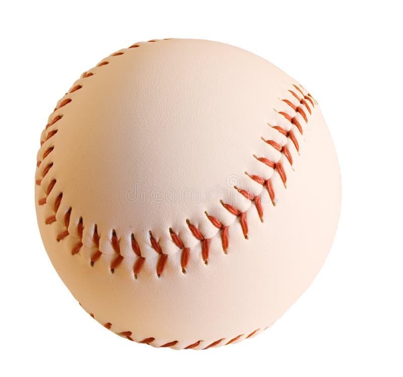 Geïsoleerdn honkbal stock afbeeldingen
