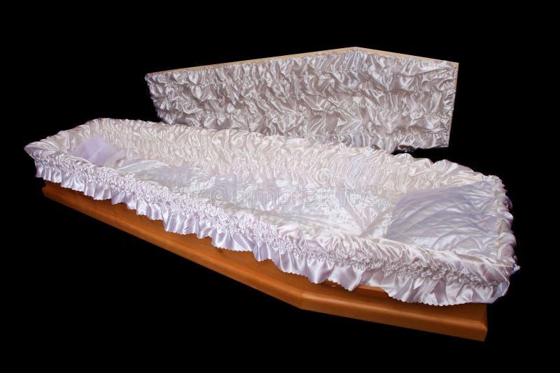Download Geöffneter Sarg stockbild. Bild von kappe, geöffnet, sarkophag - 26352077