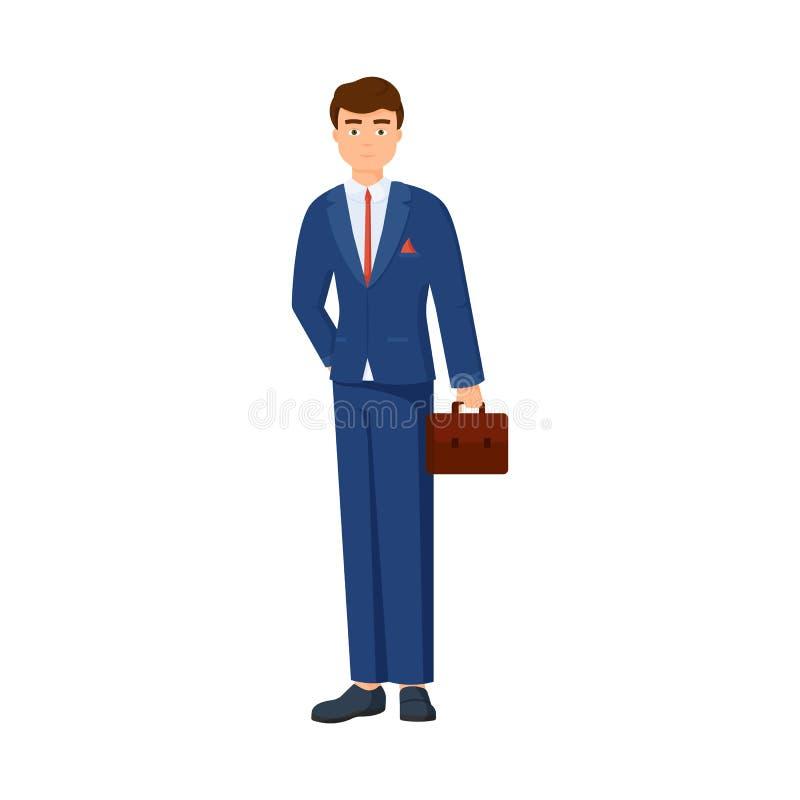 Ge?soleerd voorwerp van mensen en bedrijfspictogram Inzameling van mens en businessperson voorraadsymbool voor Web stock illustratie