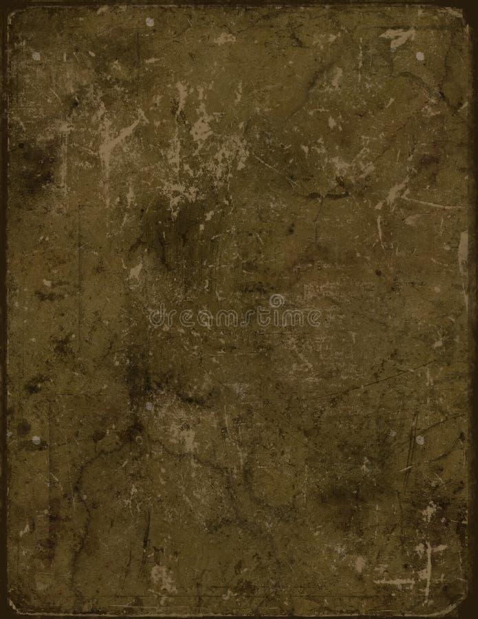 Gealterter Papierhintergrund.   lizenzfreie abbildung